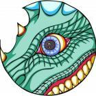 Голубоглазый дракон.