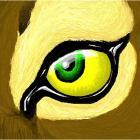 Пантера в очках? Strange Eyes.