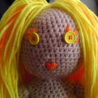 Yellow doll.