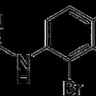 Бримонидин, формула.