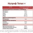 Нутроф Тотал +, состав препарата.
