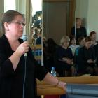 Воронцова Татьяна Николаевна, доклад на ЕАКО-2015, г. Екатеринбург, Россия.