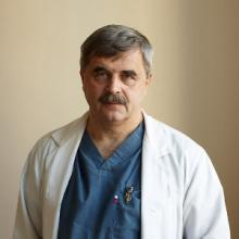 Профессор Столяренко Георгий Евгеньевич.