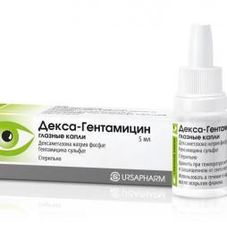 dexa-gentamicin, ursapharm