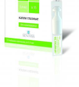Ирифрин® БК, Irifrin® BK (без консерванта). Мидриатик. Глазные капли.
