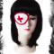 Глазная повязка для медсестры. Strange Eyes. Источник: emeraldangel.co
