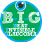 """World Glaucoma Week 2014 - """"BIG – is Beat Invisible Glaucoma"""" campaign."""