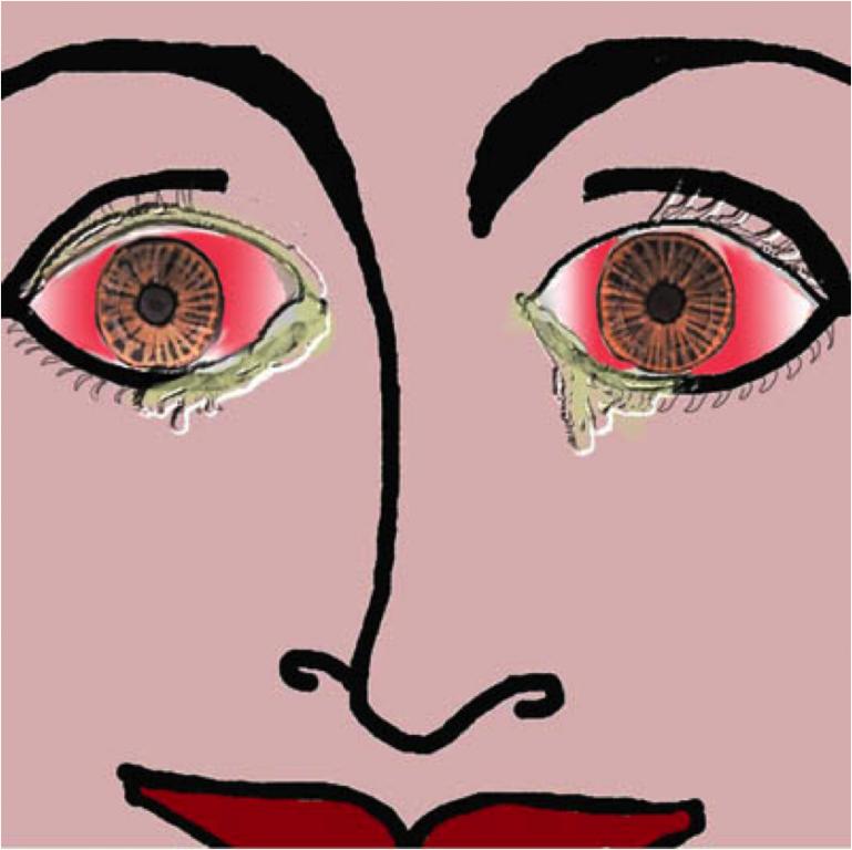 глазные лекарственные формы курсовая