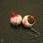 Это милые сережки... из глаз. Strange Eyes. Источник: img1.liveinternet