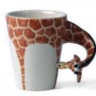 Куда смотрит жираф?