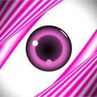 Глаз нормотензивной глаукомы... Strange Eyes. Источник: treatingglaucomanaturally