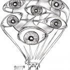 Seven strange Eyes!