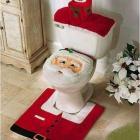 С Новым Годом, унитаз-Дед мороз!
