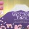 WOC-2014! World Ophthalmology Congress, 2-6 april, Tokyo, Japan.