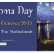 ESCRS Glaucoma Day! Amsterdam, Netherlands, 4 october 2013.